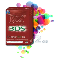 R4 3DS SDHC